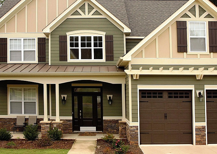 Superieur Details Make The Difference In Home Exteriors   Bradford And Kent Custom  Remodeling