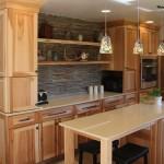 Floating Shelves Add To Kitchen Remodel