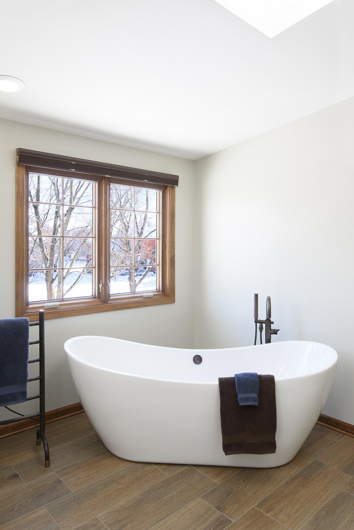 Simply Elegant Bath Remodel