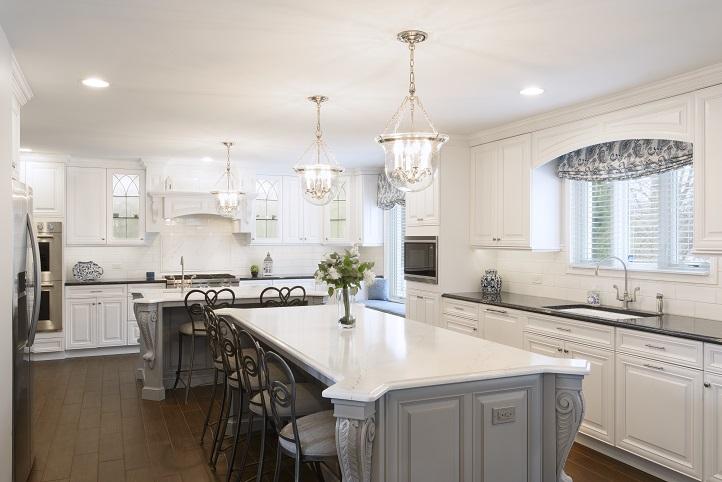 A Kitchen Remodel Designed For Entertaining
