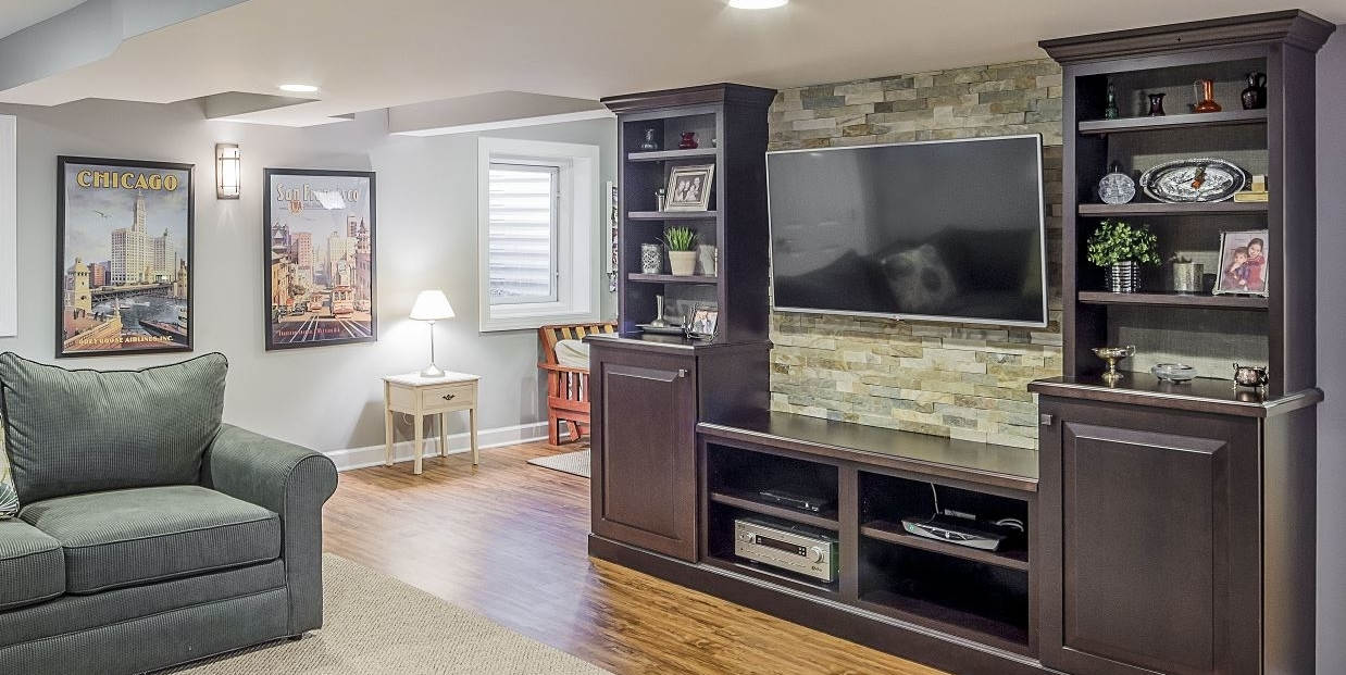 wheaton basement remodeling