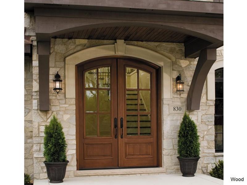 Dramatic Front Door